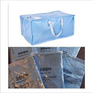 6 LULAROE  large garment bags with zipper
